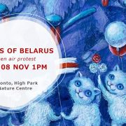 Voices of Belarus – Open Air Protest